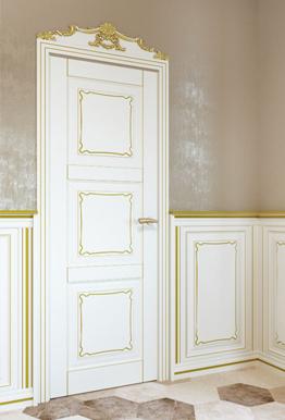 Стеновая панель декоративная c фрезеровкой